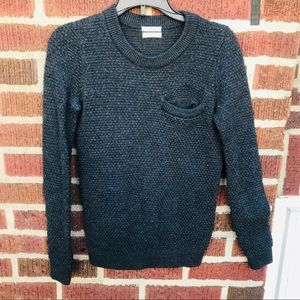 J. Crew Wallace Knit Crewneck Pullover Sweater